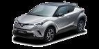 Location Toyota C-HR Hybrid Chez Medousa car