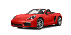 Location Porsche Boxster S est disponible chez Medousa car